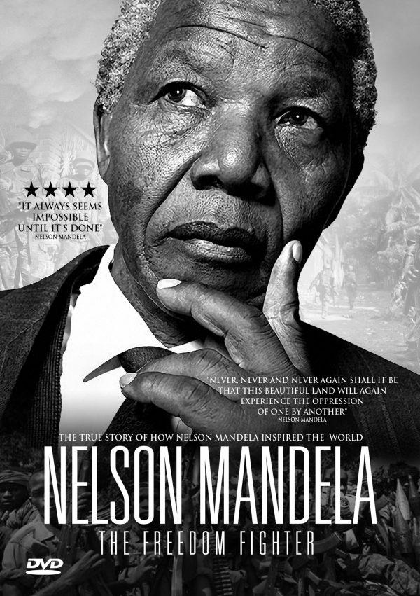 Nelson Mandela - The Freedom Fighter-0
