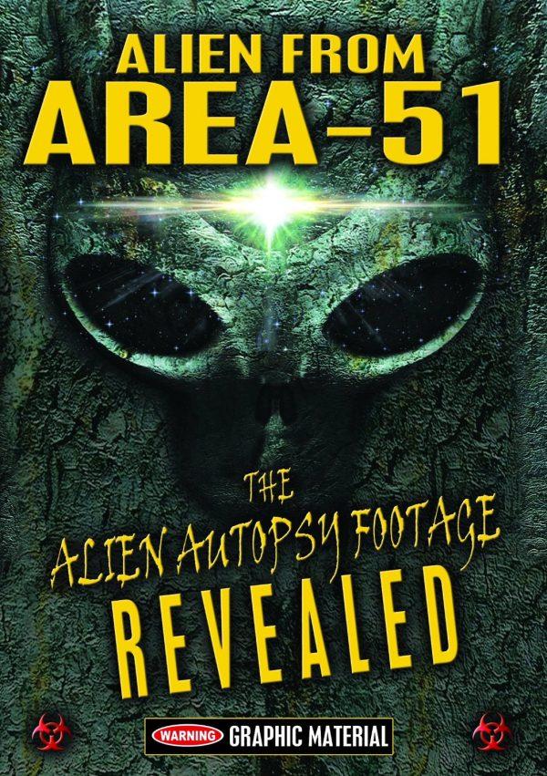 Alien from Area 51: The Alien Autopsy Footage Revealed-0