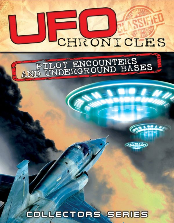 UFO Chronicles: Pilot Encounters and Underground Bases-0