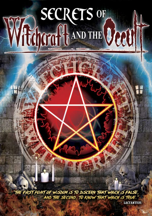 Secrets of Witchcraft and the Occult-0