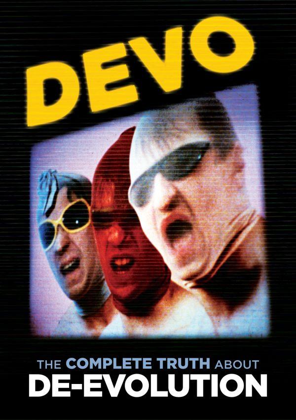 Devo - The Complete Truth About De-evolution-0