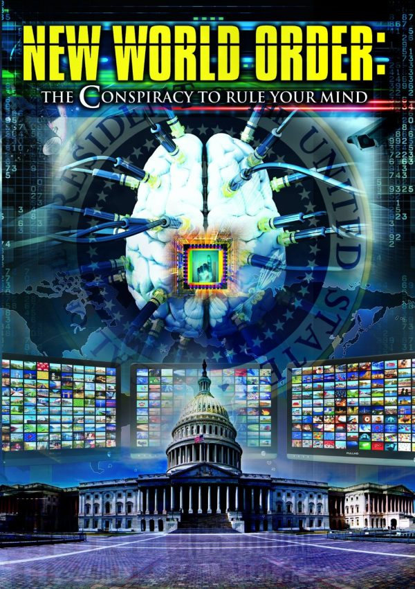 New World Order: Conspiracy to Rule Your Mind-0