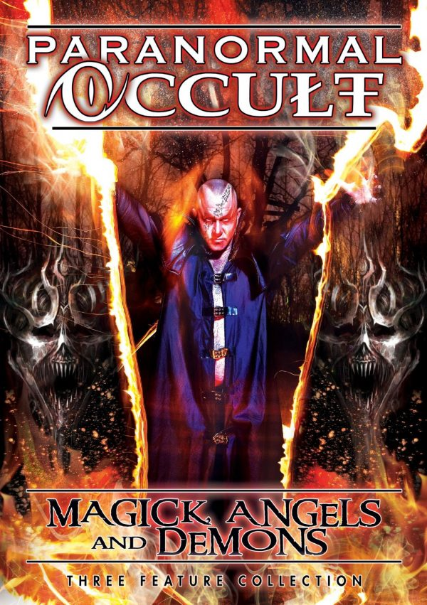Paranormal Occult: Magick, Angels and Demons-0