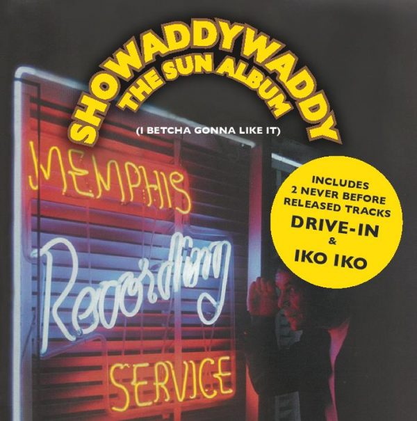 Showaddywaddy - The Sun Album (I Betcha Gonna Like It)-0