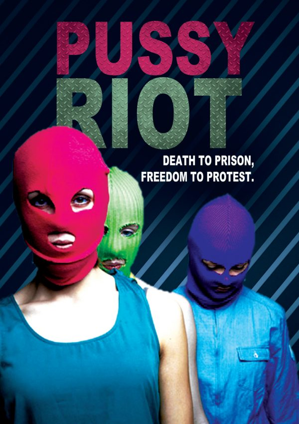 Pussy Riot - Death To Prison, Freedom To Protest-0