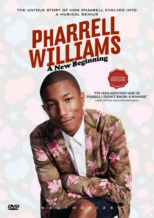 Pharrell Williams - A New Beginning-0