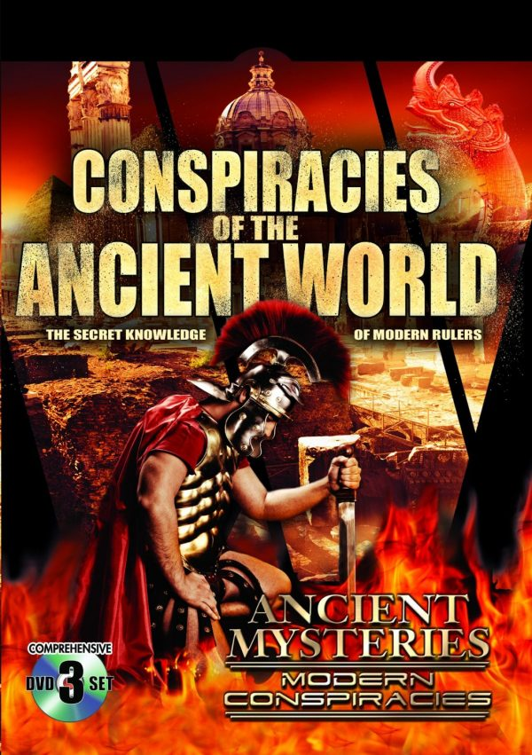 Conspiracies of the Ancient World: Secret Knowledge of Modern Rulers-0