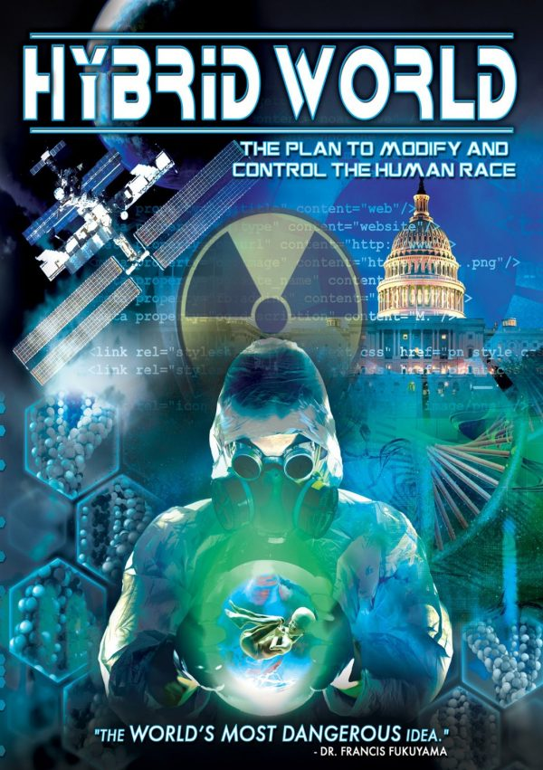 Hybrid World: Plan To Modify and Control the Human Race-0