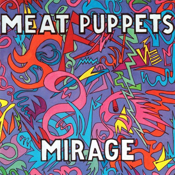 Meat Puppets - Mirage (LP)-0