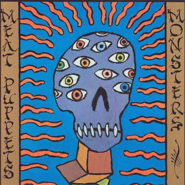 Meat Puppets - Monsters (CD)-0