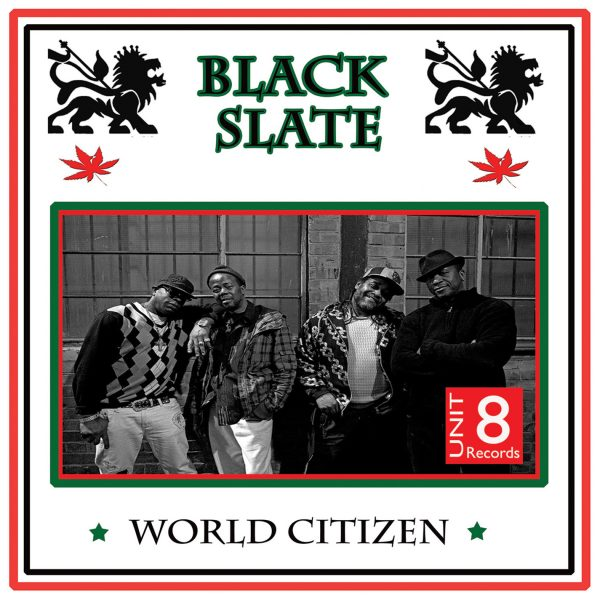 Black Slate - World Citizen (LP)-0