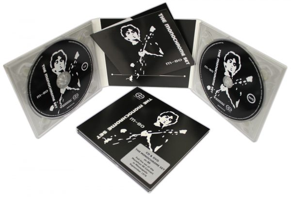The Monochrome Set - m-80 (2 discs)-1427