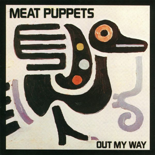 Meat Puppets - Out My Way (CD)-0