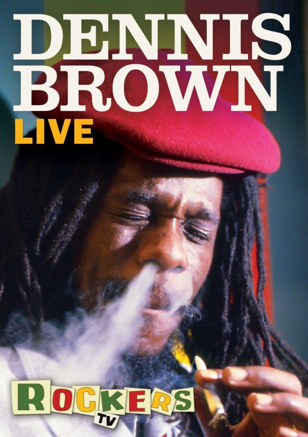 Dennis Brown - Live Rockers TV-0