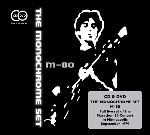The Monochrome Set - m-80 (2 discs)-0