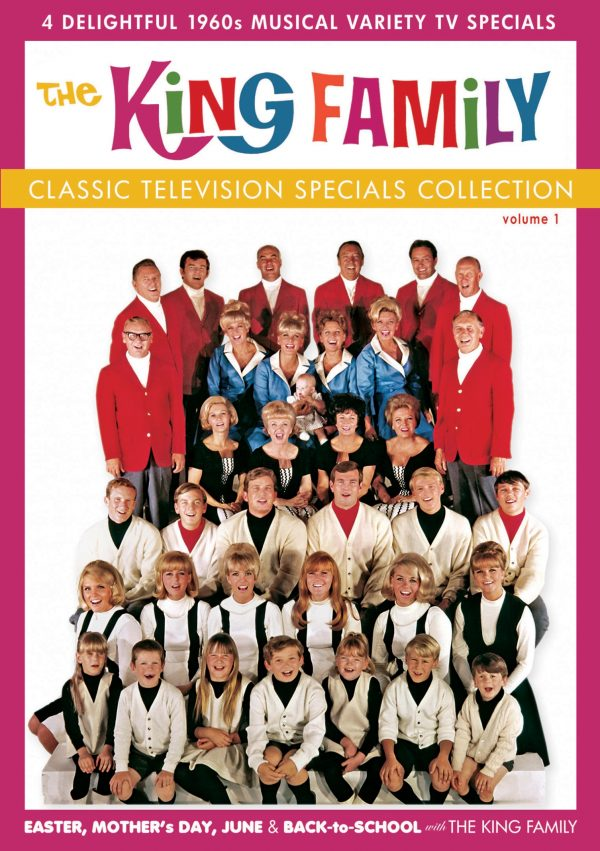 King Family - Classic Television Specials Collection-0