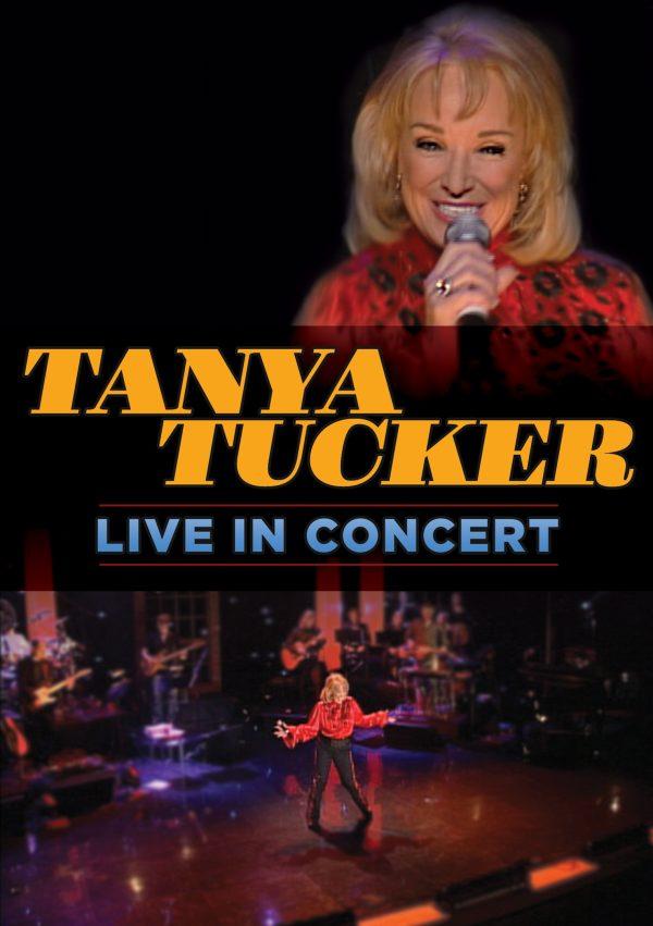 Tanya Tucker - Live in Concert-0