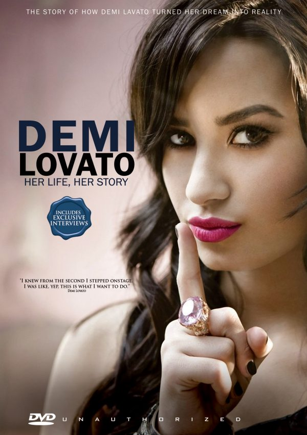 Demi Lovato - Her Life, Her Story-0