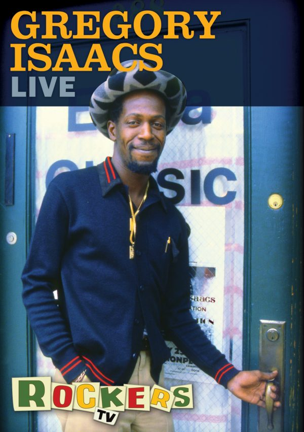 Gregory Isaacs - Live Rockers TV-0