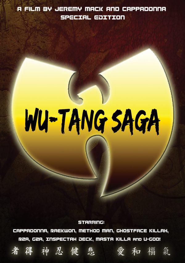 Wu-Tang Clan - Wu-Tang Saga-0