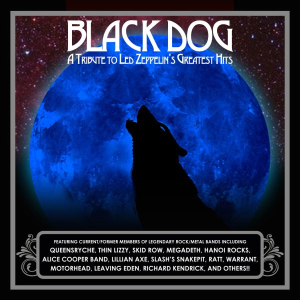 Black Dog: A Tribute To Led Zeppelin's Greatest Hits-0