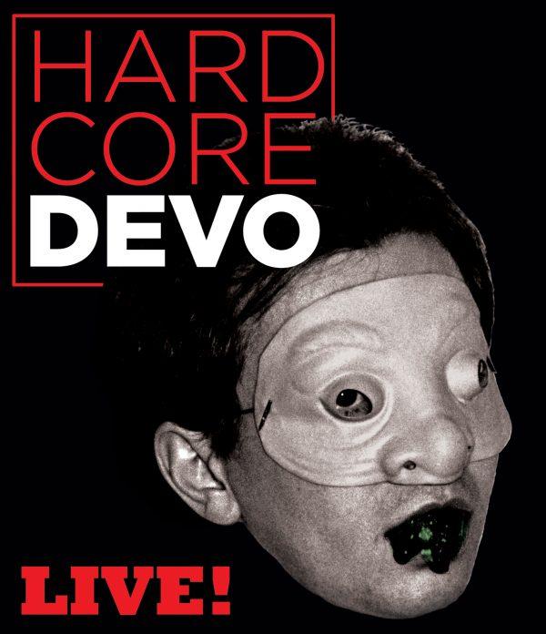 Devo - Hardcore Live! (Blu-Ray)-0