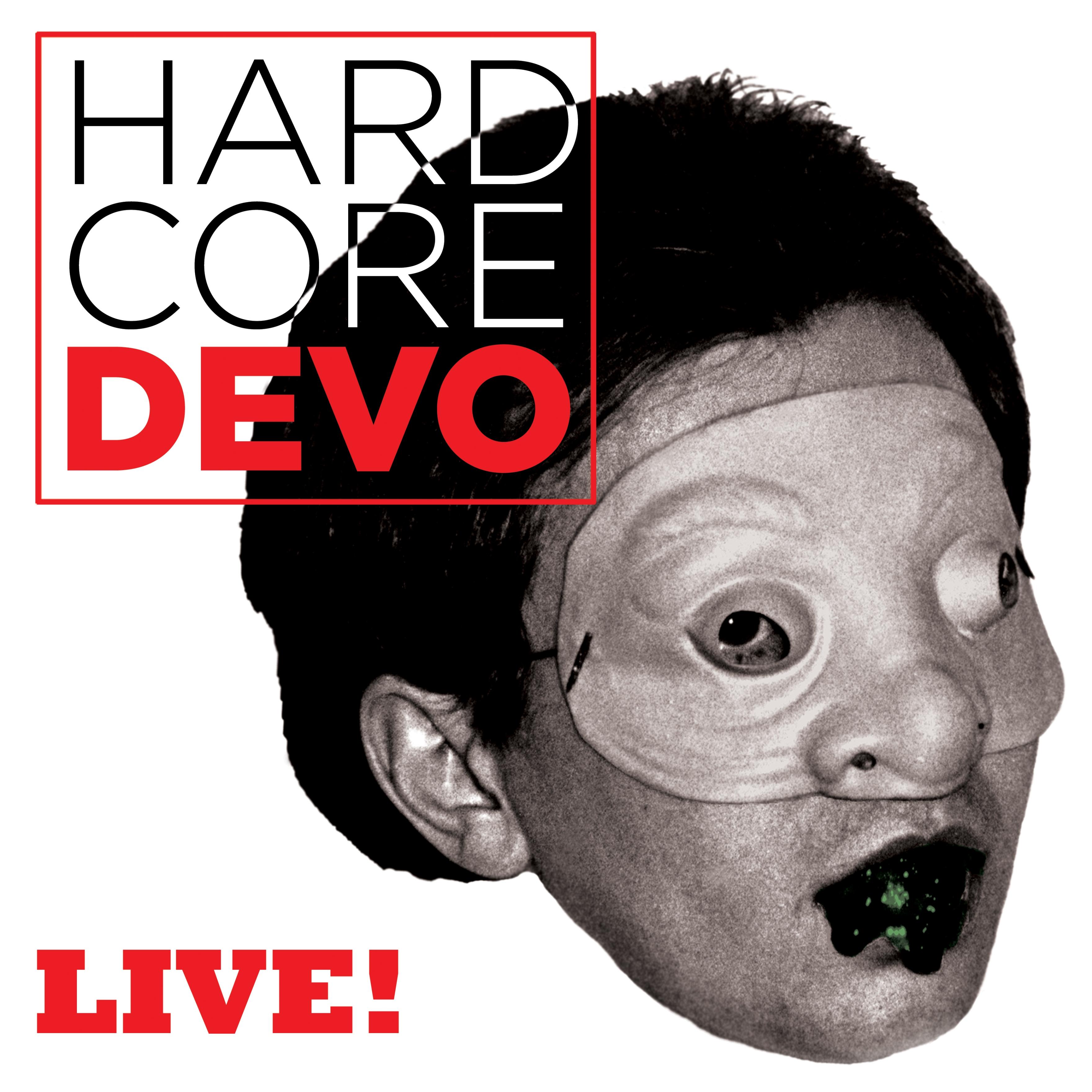 Devo - Hardcore Live! (Vinyl)-0