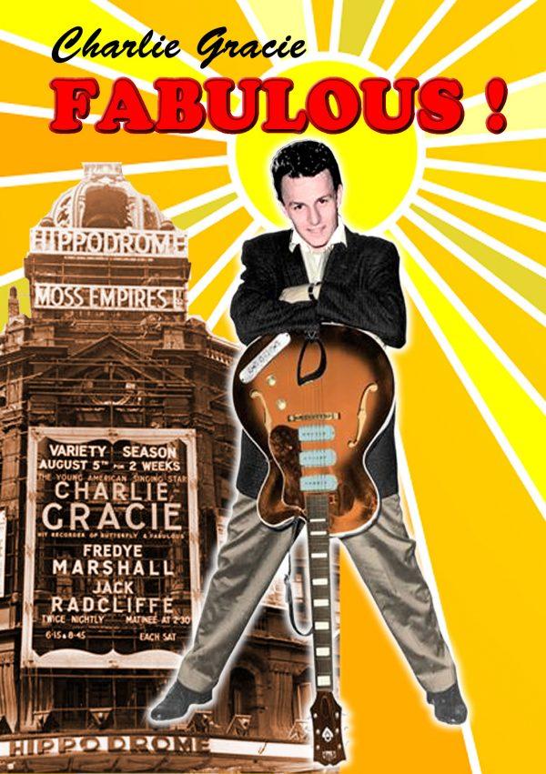 Charlie Gracie - Fabulous-0