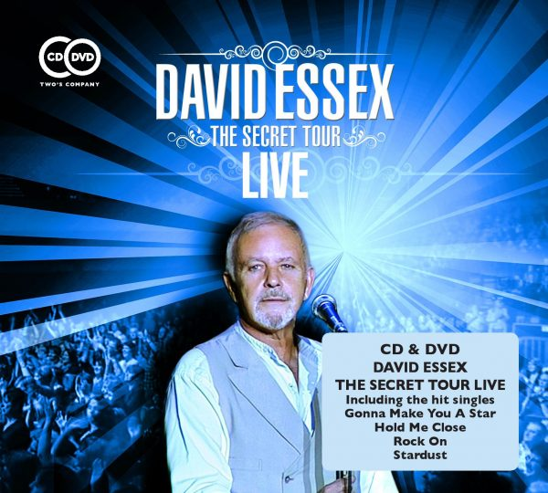 David Essex -- The Secret Tour: Live (2 discs)-0