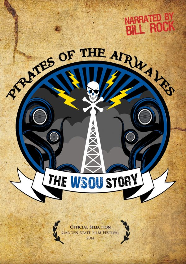 Pirates of the Airwaves - The WSOU Story-0