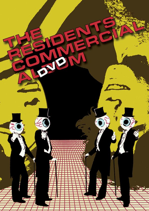 Residents - The Commercial DVD-0
