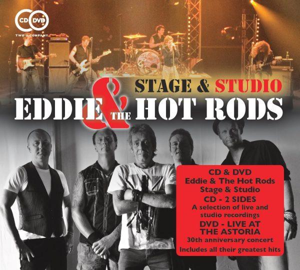 Eddie & The Hot Rods - Stage & Studio (2 Discs)-0