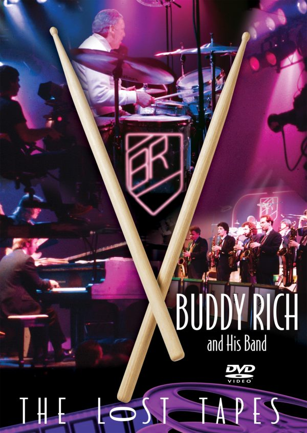Buddy Rich - The Lost Tapes-0