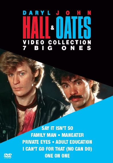 Darryl Hall & John Oates - Video Collection: 7 Big Ones-0