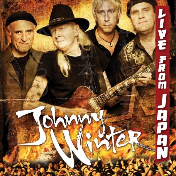 Johnny Winter - Live From Japan (CD)-0