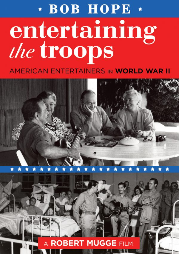 Bob Hope - Entertaining The Troops-0