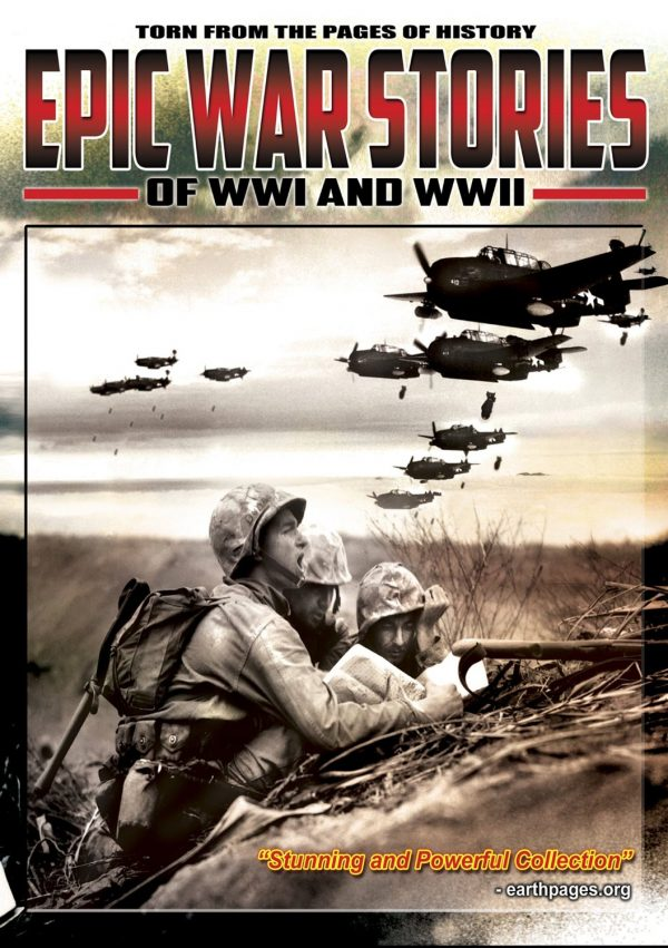 Epic War Stories of WW1 and WW2-0