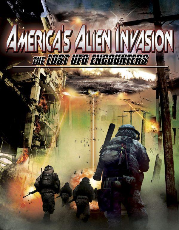 America's Alien Invasion: The Lost UFO Encounters-0