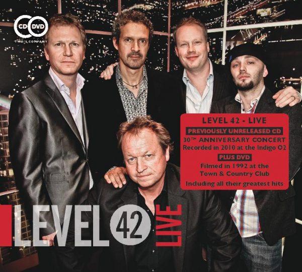 Level 42 - Live-0