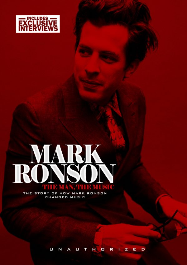 Mark Ronson - The Man The Music-0