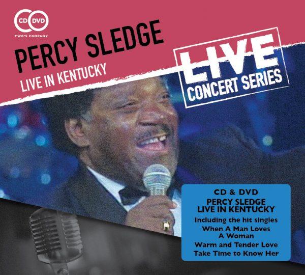 Percy Sledge - Live in Kentucky (2 discs)-0