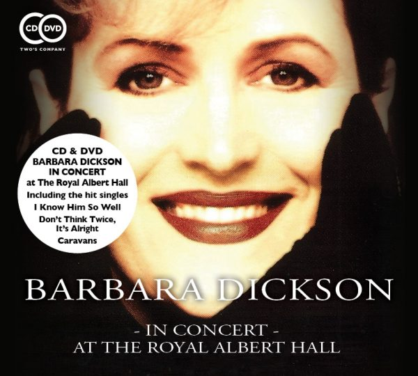 Barbara Dickson - In Concert at the Royal Albert Hall (2 discs)-0
