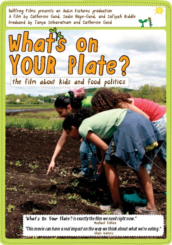 What's On Your Plate?-0
