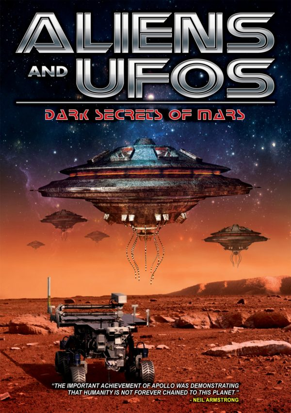 Aliens & UFOs: Dark Secrets of Mars-0