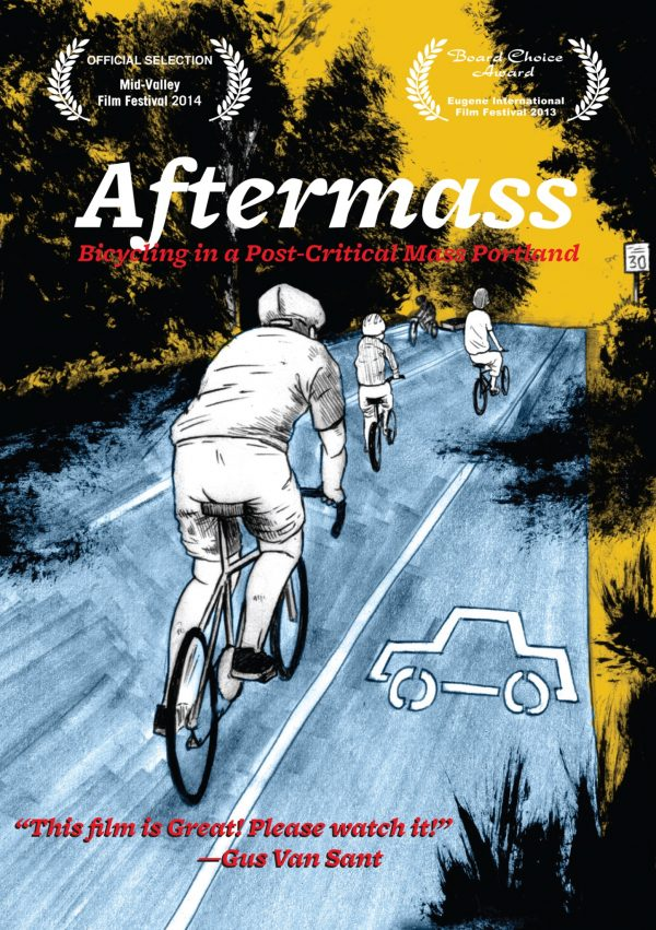 Aftermass: Bicycling In A Post-critical Mass Portland-0