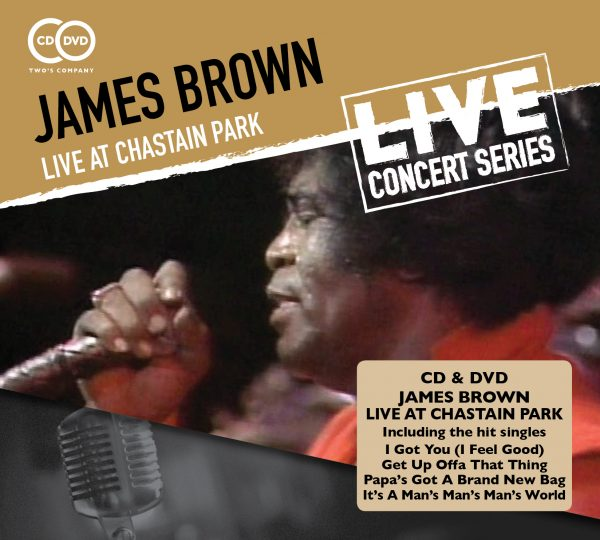 James Brown - Live at Chastain Park (2 discs)-0