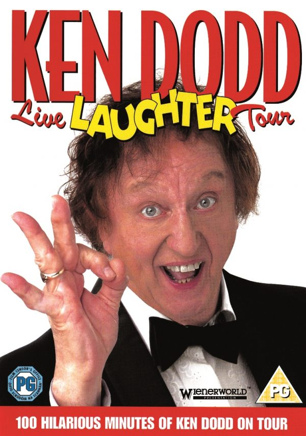 Ken Dodd - Live Laughter Tour-0