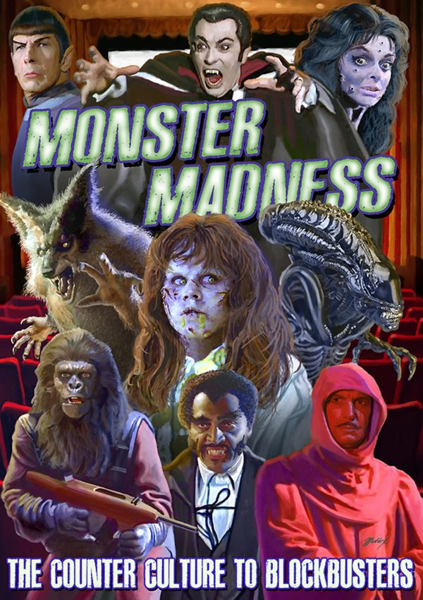 Monster Madness: The Counter Culture To Blockbusters-0