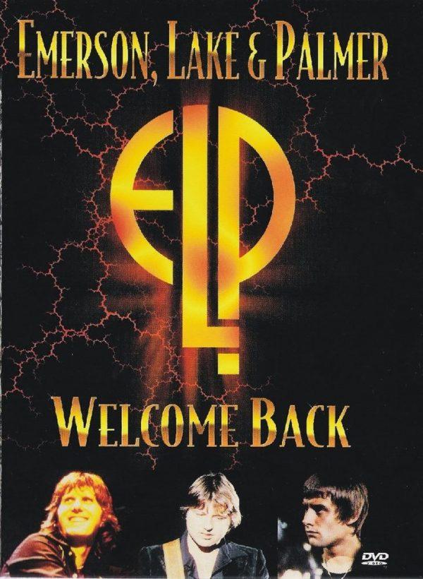 Emerson, Lake & Palmer - Welcome Back-0