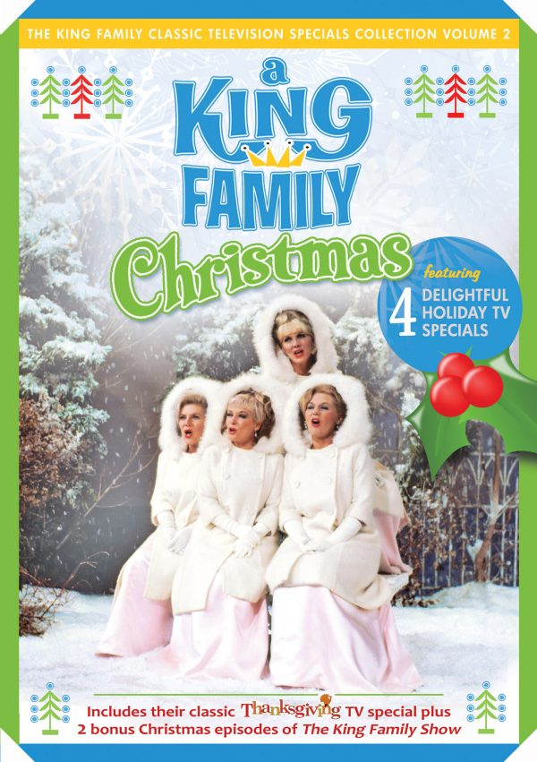 King Family Christmas: Classic Television Specials (2 discs)-0
